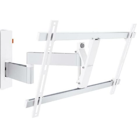 Vogel's WALL 3345 White - support TV orientable 180° et inclinable +/- 20° - 40-65 - 30kg max.