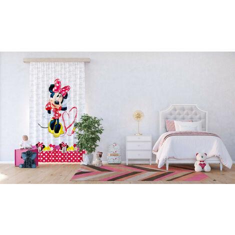 """main image of """"Voilage - Disney Minnie Mouse 140 cm x 245 cm"""""""