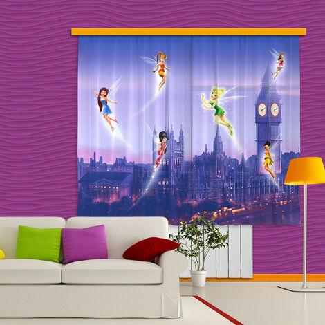 Voilage Fée Clochette à Londres Disney Fairies