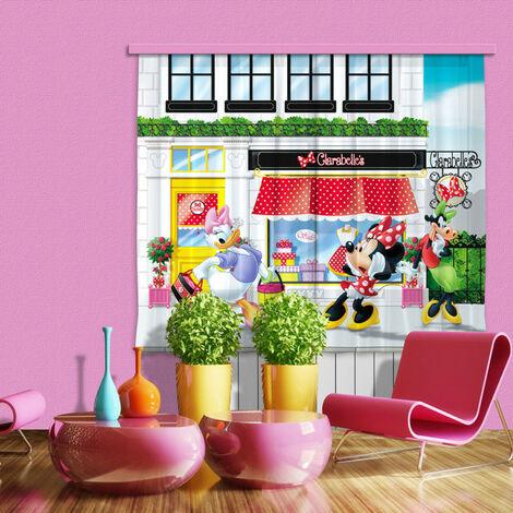 Voilage La Boutique de Minnie Disney
