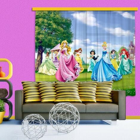 Voilage Rencontre Princesse Disney