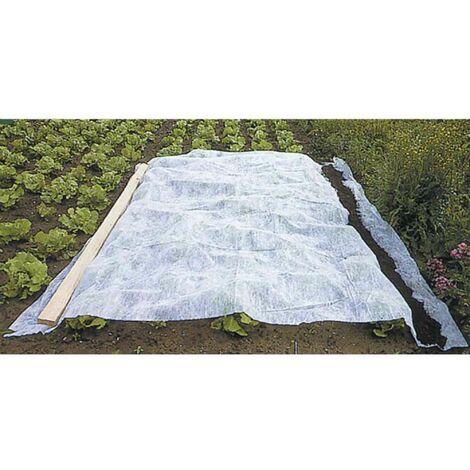 Voile d hivernage 2x5m blanc 30g/m2