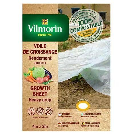Voile de croissance - farine de céréales - 2m x 4m 18µm