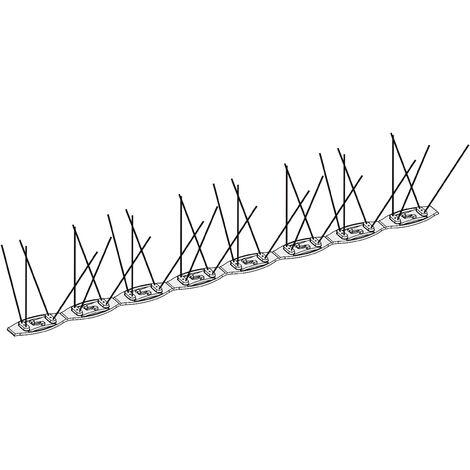 Voile d'ombrage - Forme triangle - 185g/m² Ivoire 3 x 3 x 4.2 - Ivoire