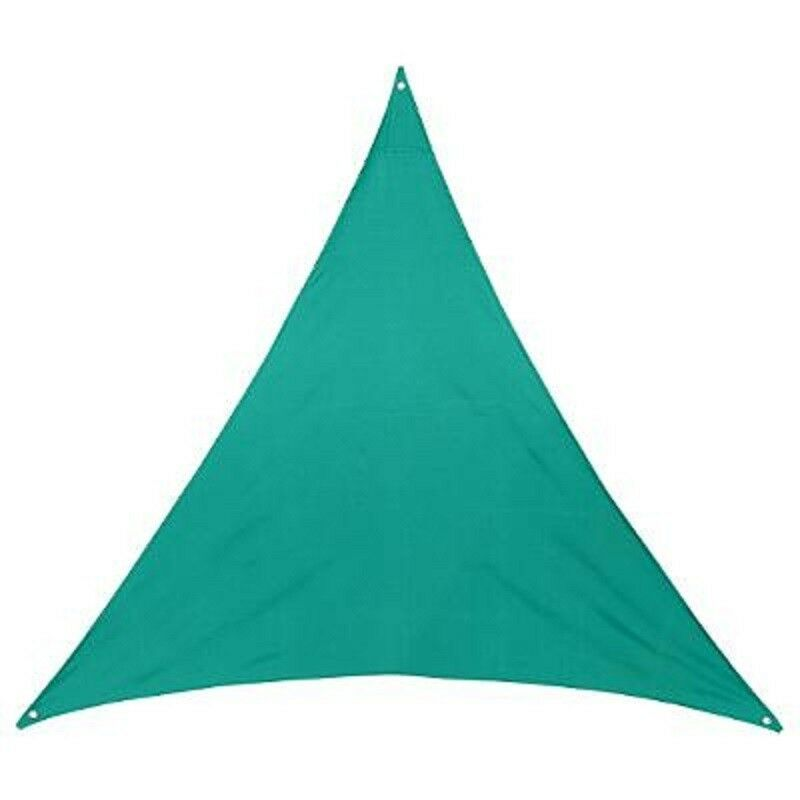 Hesperide - Toile solaire 4x4x4m Hespéride Anori vert émeraude - Emeraude
