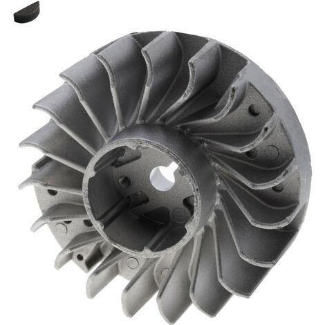 Volant magnétique adaptable tronçonneuse Stihl MS341 et MS361