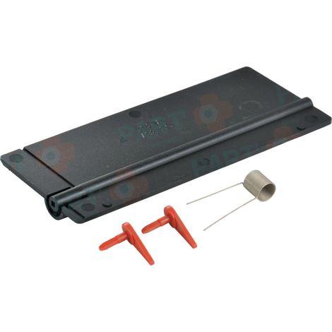 Volet air + aiguilles Pour M10RD/10RCD/11RS à M15S, M16RS à M19S/MX10-10R Réf. 97909358 DE DIETRICH
