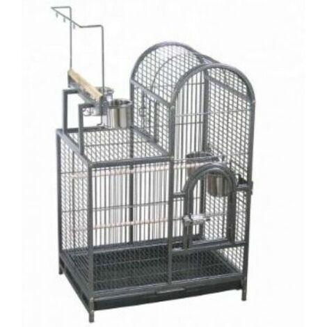 Volière cage H 84Cm