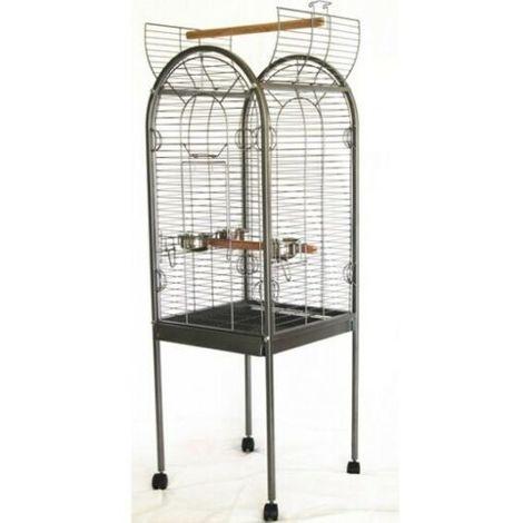 Volière Perchoir Cage À Oiseaux Mary