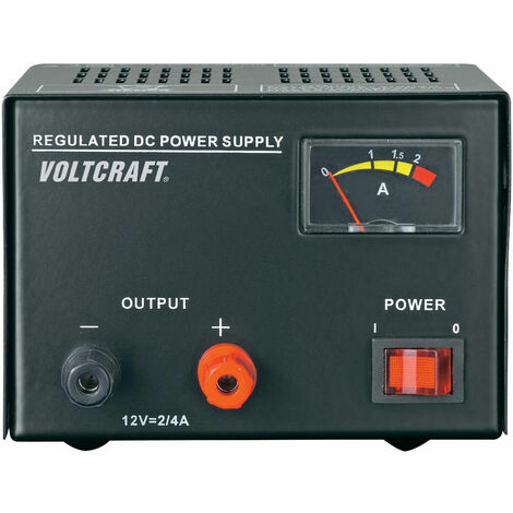 Voltcraft FSP-1122 2A Fixed Voltage Power Supply