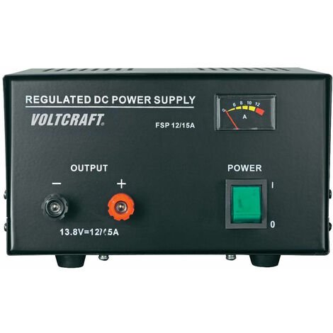Voltcraft FSP-11312 Fixed Voltage Power Supply