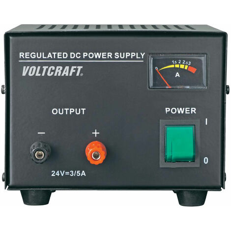 Voltcraft FSP-1243 Fixed Voltage Power Supply