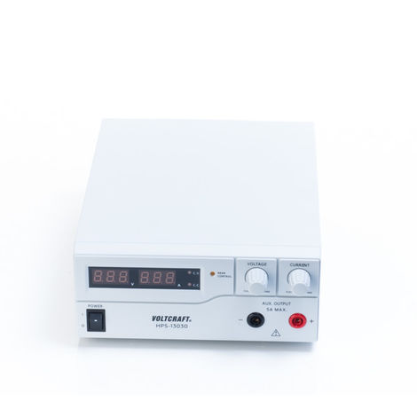 Voltcraft HPS-13030 900W Single Output Variable DC Power Supply Remote Control