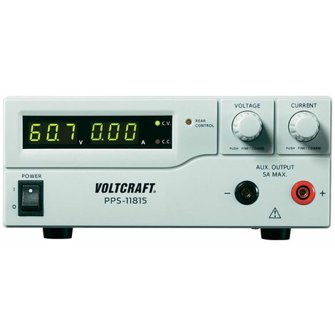 Voltcraft PPS-11815 Programmable DC Power Supply