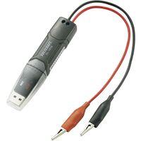 VOLTCRAFT Spannungs-Datenlogger DL-191V 0 bis 30 V/DC Kalibriert nach Werksstandard (ohne Zertifikat Q73722