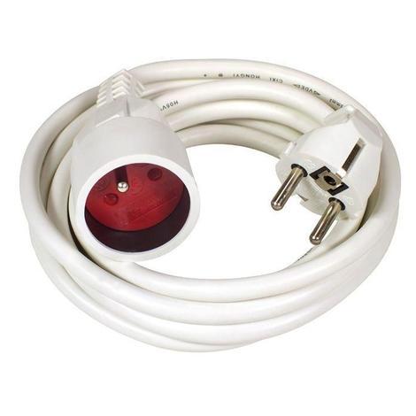 VOLTMAN Rallonge électrique - 10 - 16A - 5m + Eclipses