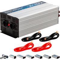 VOLTRONIC® Spannungswandler Inverter 12V auf 230V 3000W