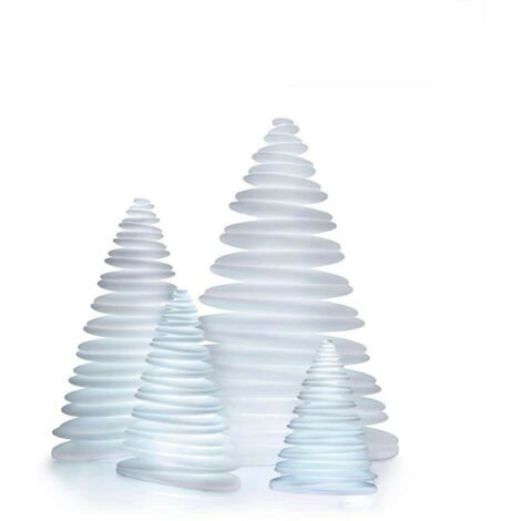 VONDOM Pack 3 Fir trees Model Chrismy RGB - 25cm - 50cm - 100cm - 150cm