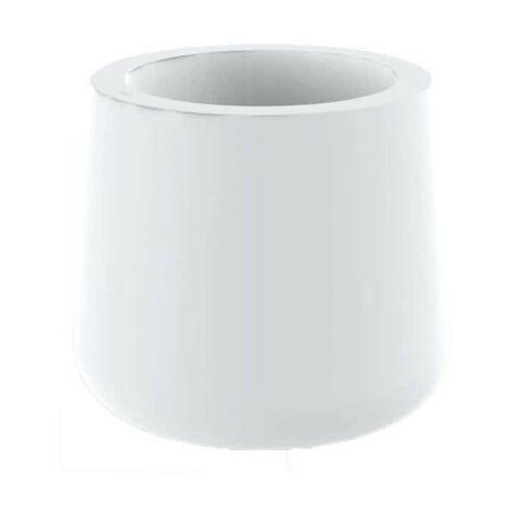VONDOM Pot ULM Model - Matt white - 34cm