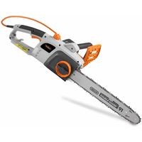 VonHaus 2200W Chainsaw With 16? Oregon Chain ? Great For Carpentry & Gardening