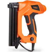 VonHaus 9A Electric Staple Gun & Nailer - Includes Staples & Nails -Suitable For Fabrics, Upholstery & Thin Woods
