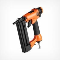 VonHaus Air Nail Gun / Stapler Nailer 2 in 1 | 120 max PSI | Durable Aluminium Housing | Depth Control | Safety Switch For Accidental Firing Prevention | No Nails or Staples Included