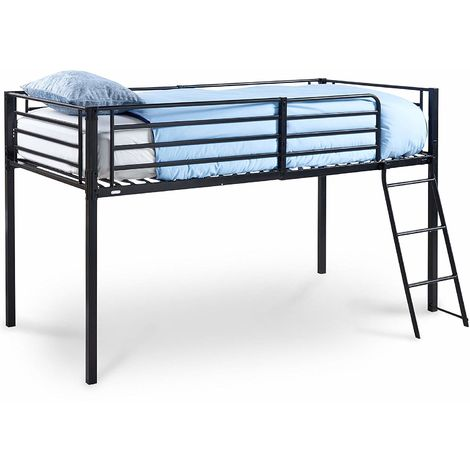 Astounding Vonhaus Mid Sleeper Bed Frame No Screw Bolt Construction Onthecornerstone Fun Painted Chair Ideas Images Onthecornerstoneorg