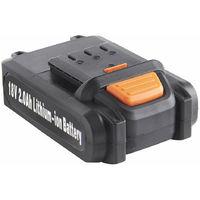 VonHaus Spare Lithium-ion Battery for VonHaus Cordless Electric 2 in 1 Nail & Staple Gun with Built in Air compressor 15/220 | 18V