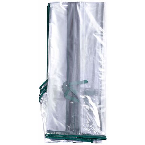 VonHaus Walk In Greenhouse Spare Replacement Clear PVC Cover
