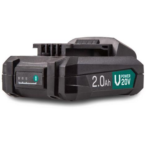 """main image of """"VONROC Batteria agli Ioni di Litio VPOWER 20V (2.0Ah e 4.0Ah disponibili)"""""""