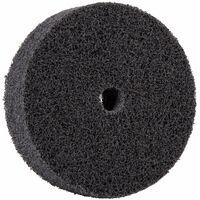 VONROC Roue à polir 75 x 10 x 20 mm – universelle K400 pour touret à meuler BG501AC