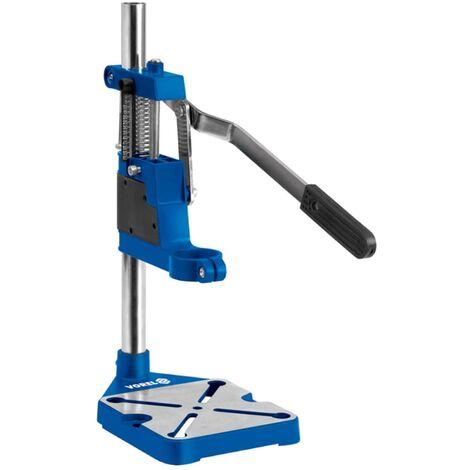 VOREL Drill Stand Metal Blue 79640