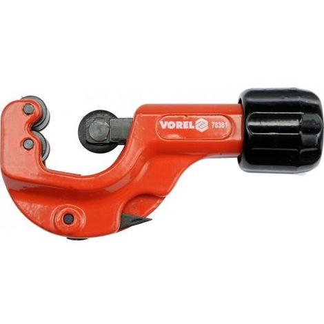 Vorel pipe cutter pipe slicer adjustable 3-32 mm (78381)
