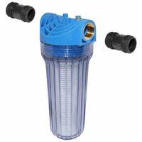 Vorfilter 150 µm Grobfilter 1'' groß für Jetpumpen und Hauswasserwerke