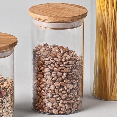 Vorratsglas Bamboo