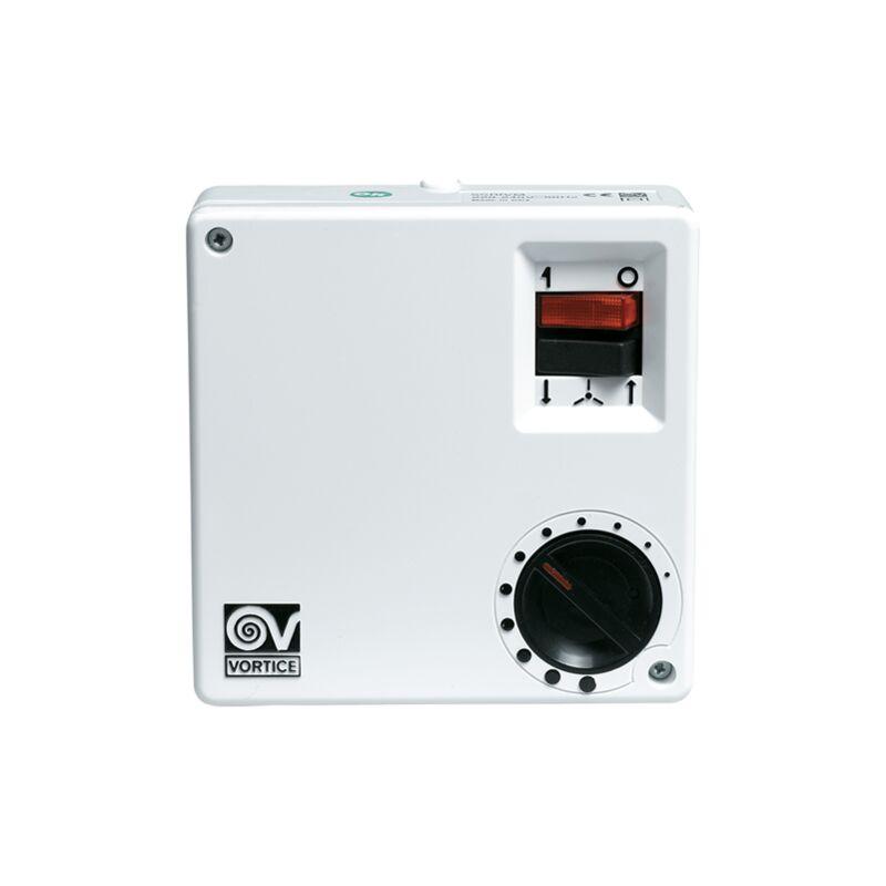 Vortice 12955 Gruppo Comandi Per Ventilatori A Soffitto Scnr5