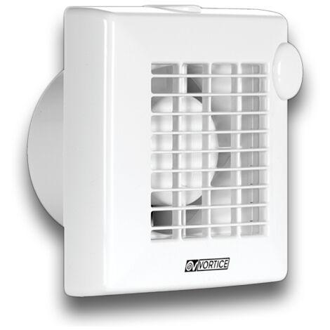 """Vortice Punto Evo Flexo MEX 4/"""" 5/"""" salle de bains Cuisine Extracteur Ventilateur Standard Minuterie"""