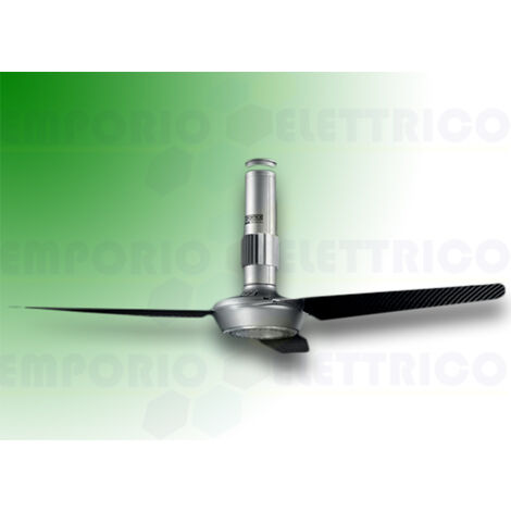 vortice ceiling fan nordik air design 140-29 titanium 61037