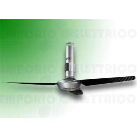vortice ceiling fan nordik air design 140-29 titanium 61037