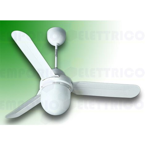 vortice ceiling fan nordik design is/l 140/56 white 61301