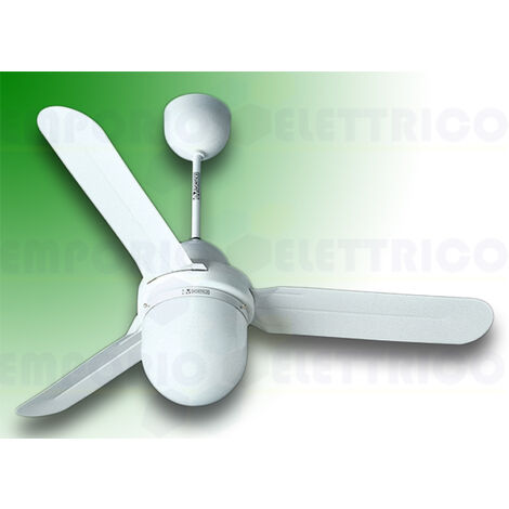 vortice ceiling fan nordik design is/l 90/36 white 61001