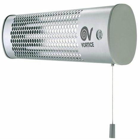 Vortice - Chauffage rayonnant Salle de bain 1800 W 540x123x100 mm - Thermologika