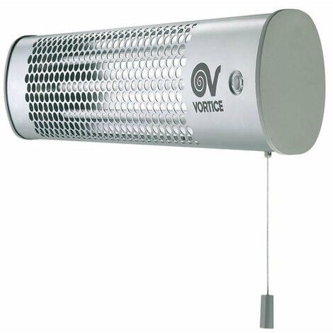 Vortice - Chauffage rayonnant Salle de bain 1800 W 540x123x100 mm - Thermologika - TNT
