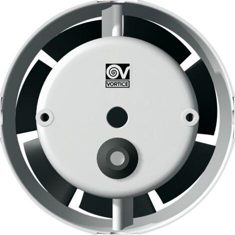 Vortice - Extracteur hélicoïde en conduit 120 mm 20 W 160 m3/h fonction Tempo - GHOST