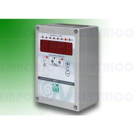 vortice multiple speed regulator up to 20 fans hvls vort t 21137