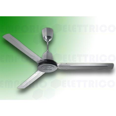 vortice nordik heavy duty 160 grey/black ceiling fan 61022