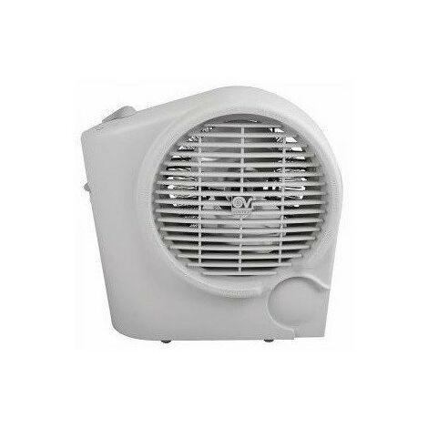 Vortice - Radiador ventilador portátil 2000 W 284x277,5x140 mm - Scaldatutto 2000