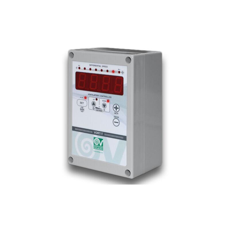 vortice regolatore di velocità multiplo 20 ventilatori hvls vort t 21137