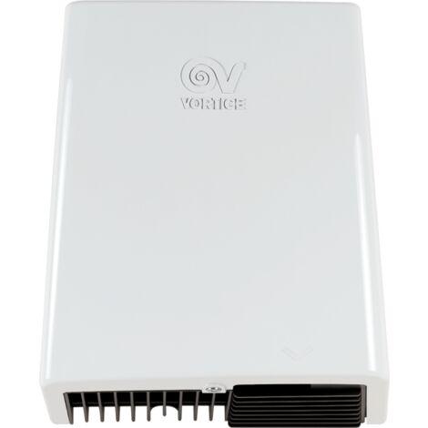 Vortice - Sèche-mains automatique en résine thermodurcissable 2000 W 170 m3/h avec filtre anti-poussière - Optimal Dry