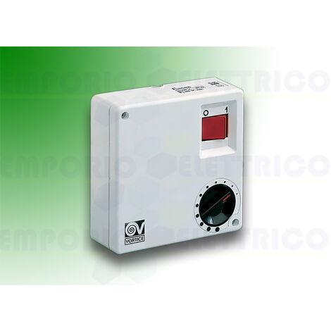 vortice speed controller scnr/m 12982